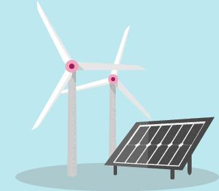 新型可再生能源